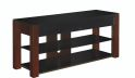BF54-13710-E474- TV Stand with Built-In Bluetooth Speaker Bar