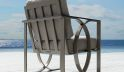 Hermosa Cushion Dining Chair
