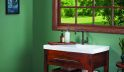 Portland Vanity in Rustic Pine (F19) Finish