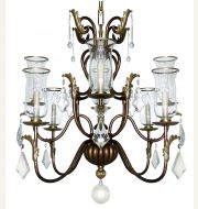 CL7257 Cadiz Chandelier (8 Arms) (Large)