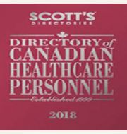 Directory of Canadian Healthcare Personnel