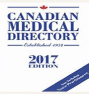 Complete Canadian Medical Directory by Scott\'s Directories