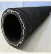 high quality STEEL WIRE REINFORCED RUBBER HOSE SAE100R1 HYDRAULIC HOSE