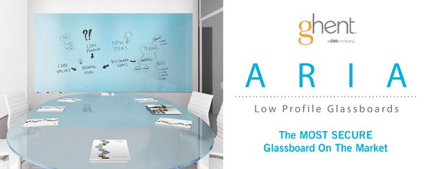 Ghent Low Profile Glassboards
