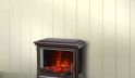 3D Electric Stove Heater