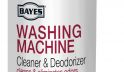 Bayes Washing Machine Cleaner & Deodorizer - Cleans and Eliminates Mold and Mildew Odors for Fresh Smelling Laundry