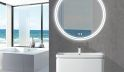 The Lunar Illuminated Slique™ Mirror Collection