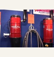 Volta Ducted Vacuum Systems