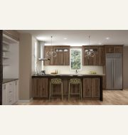 New Rustic Hickory Cabinets from Dura Supreme