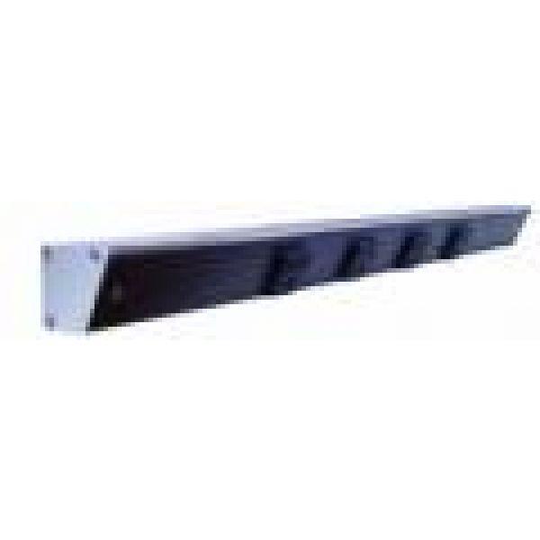 Under Cabinet Plug Strips Kitchen: Angle Power Strip By Task Lighting Corporation