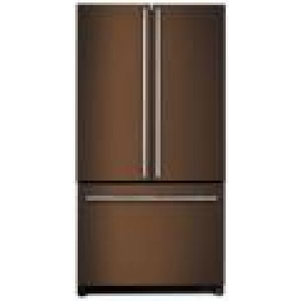 Adex Awards Design Journal Archinterious French Door Refrigerator Oiled Bronze By Jenn Air