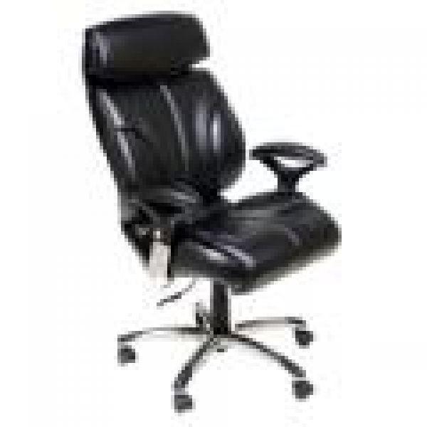 true innovations black manager s chair new true innovations