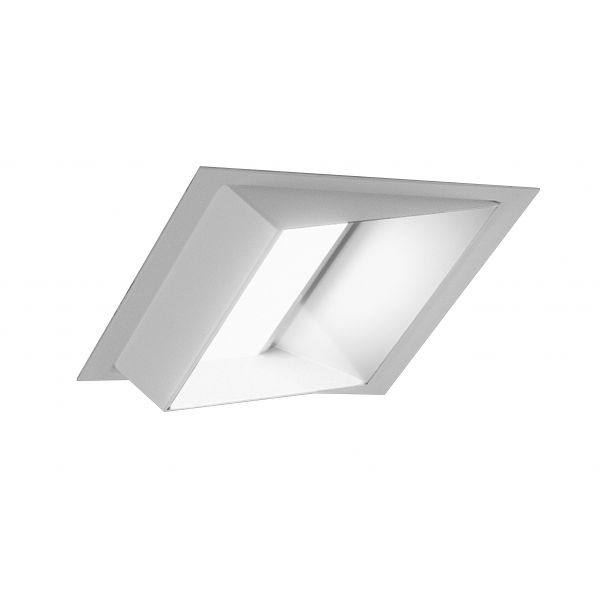 Recessed Lights Wall Washer : Adex Awards, Design Journal, Archinterious S222 Semi-recessed LED Wall Washer by The Lighting ...