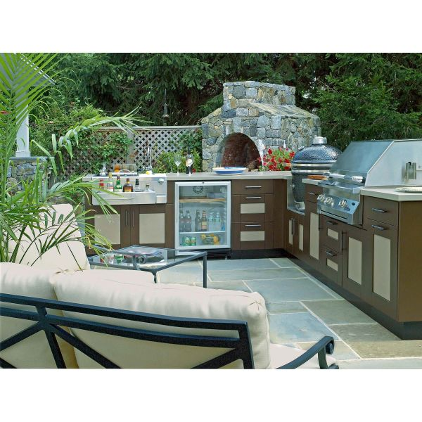 Adex Awards Design Journal Archinterious Danver Outdoor Kitchens By Danver